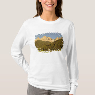 St Giovanni, Val di Funes, Dolomites, Italy T-Shirt