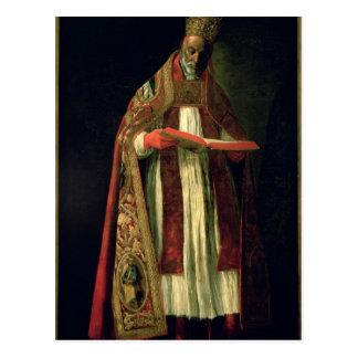 St Gregory el grande Postales