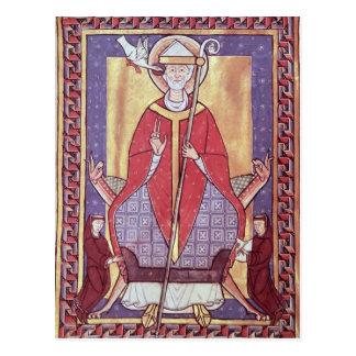 St. Gregory Postcard