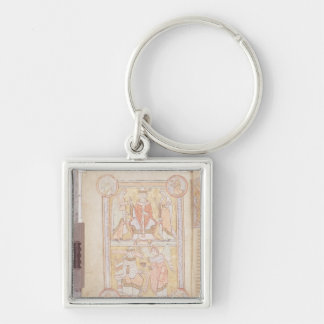 St. Gregory the Great 2 Keychain
