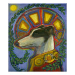 St. Guinefort the Greyhound Print