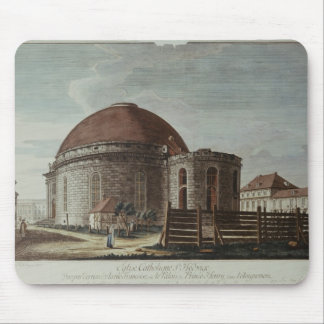 St Hedwig Cathedral Berlin Mouse Pads