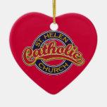 St. Helen Catholic Church Ornament