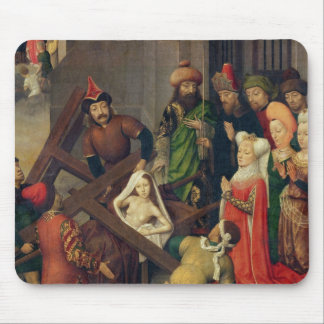 St. Helena and the Miracle of the True Cross Mouse Pad