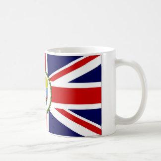 St Helena Dependencies Governor Flag Coffee Mug