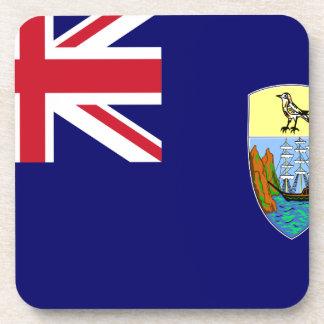 St. Helena Flag Coaster