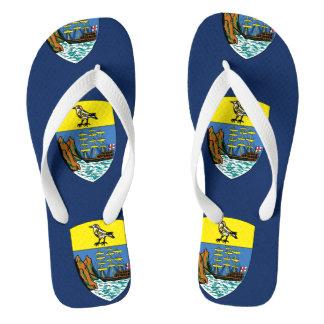 St. Helena Flip Flops
