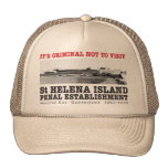 St Helena Island Trucker Hat