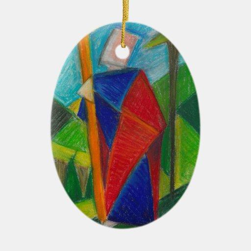St. Helena revisitó Ornamento Para Arbol De Navidad