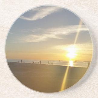 St. Helena Sunset. Coaster