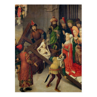 St. Helena y el milagro de la cruz verdadera Postal