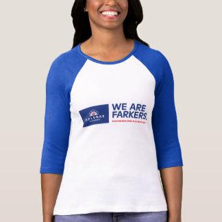St. Helena's Guild 2014- Women's 3/4 Sleeve T-Shirt