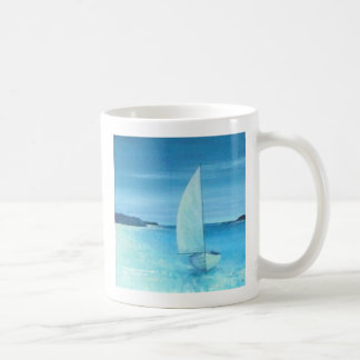 St Helens Pool, Isles of Scilly Classic White Coffee Mug