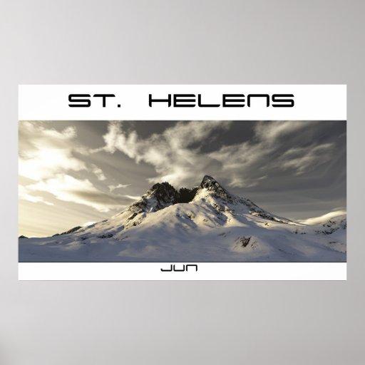 St Helens Póster