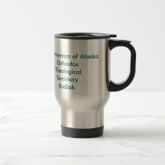 St Herman of Alaska Orthodox Theological Seminary Mugs