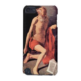 St. Hieronymous by Georges de La Tour iPod Touch 5G Cases