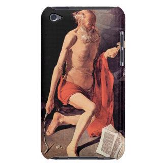 St. Hieronymous by Georges de La Tour iPod Touch Case-Mate Case