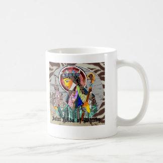 St. Hilda II.png Classic White Coffee Mug