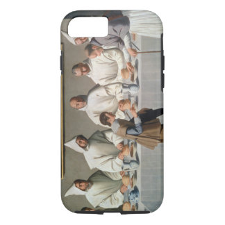 St. Hugh of Cluny (1024-1109) in the Refectory of iPhone 8/7 Case