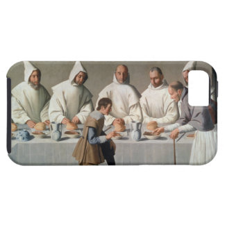 St. Hugh of Cluny (1024-1109) in the Refectory of iPhone SE/5/5s Case