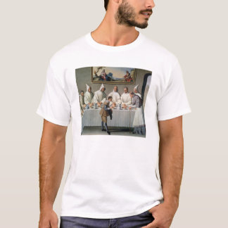 St. Hugh of Cluny (1024-1109) in the Refectory of T-Shirt