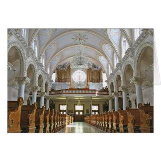 St Hyacinthe, Quebec Card