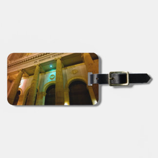 ST. IGNATIUS CHURCH in San Francisco, California Luggage Tag