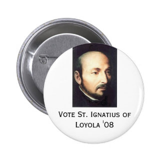 St. Ignatius of Loyola '08 Buttons