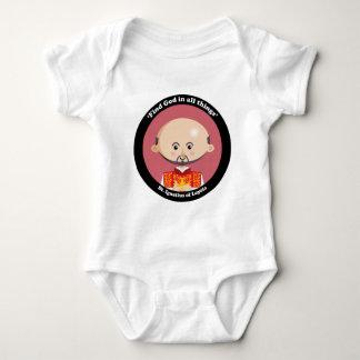 St. Ignatius of Loyola Baby Bodysuit