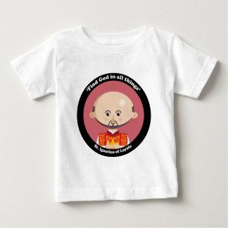St. Ignatius of Loyola Baby T-Shirt