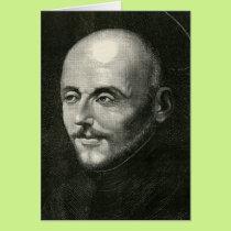 St. Ignatius of Loyola Card