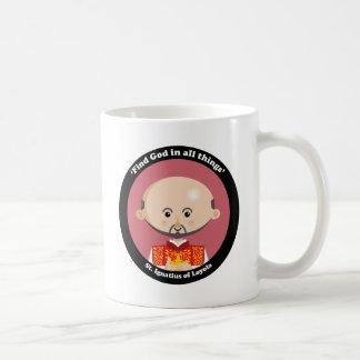 St. Ignatius of Loyola Coffee Mugs