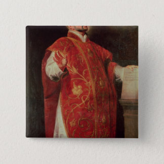 St. Ignatius of Loyola  Founder of the Jesuits Button