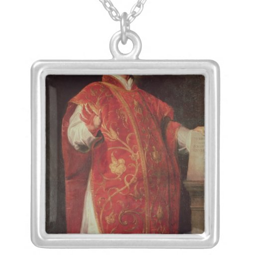 St. Ignatius of Loyola  Founder of the Jesuits Personalized Necklace