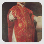 St. Ignatius of Loyola  Founder of the Jesuits Stickers