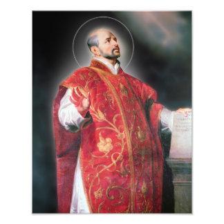 St. Ignatius of Loyola Photo Print