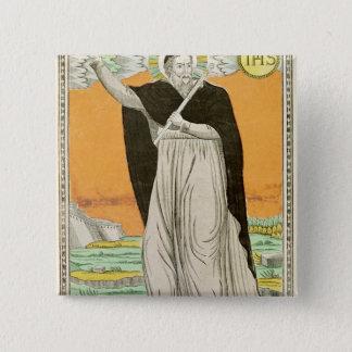 St. Ignatius of Loyola Pinback Button