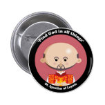 St. Ignatius of Loyola Pinback Buttons