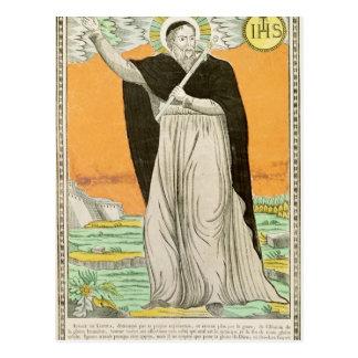 St. Ignatius of Loyola Postcard