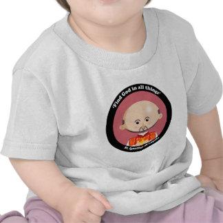 St. Ignatius of Loyola Tshirts