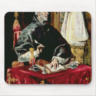 St. Ildefonsus Mouse Pad