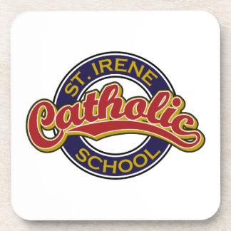 St. Irene Catholic School Drink Coaster