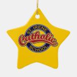 St. Irene Catholic School Ornament