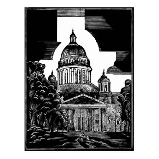 St Isaac's Cathedral ST PETERSBURG Postcard
