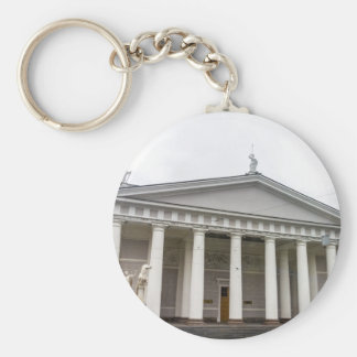 St. Isaac's Square St. Petersburg, Russia Keychain