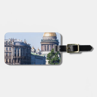 St Isaac's Cathedral St Petersburg Russia Luggage Tag