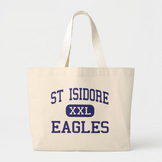 St Isidore Eagles Middle Baton Rouge Canvas Bag