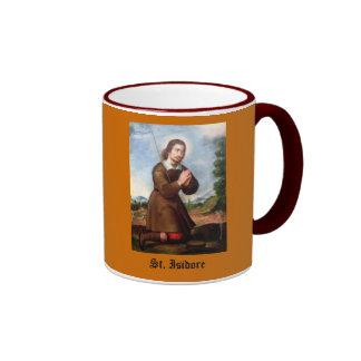 St. Isidore* the Farmer Cup / Taza Santo Isidore Mug