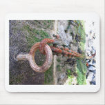 St. Ives Boat Chain Mouse Pad