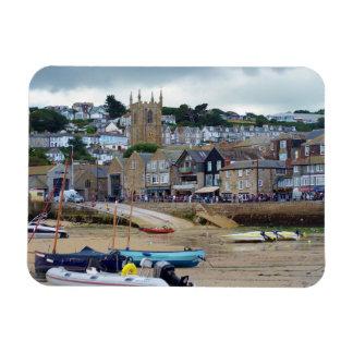 St Ives Cornualles Inglaterra Imán Rectangular